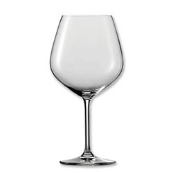 Copo de vinho Burgundy ou Pinot Noir