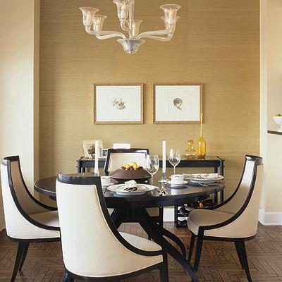 15 sugest es para a decora o para a sala de jantar a for Decoracion comedores modernos fotos
