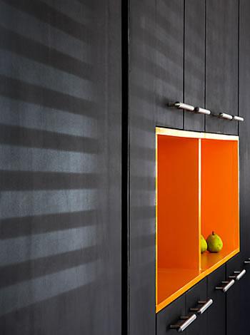 Criar pontos de cor nas paredes