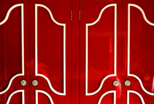 Pintar as portas