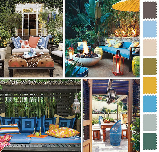 Beach Color Palette For House