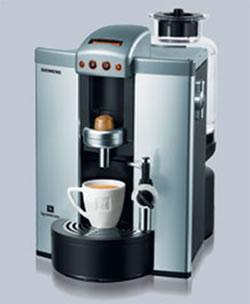 Máquina de café Nespresso Siemens SN70