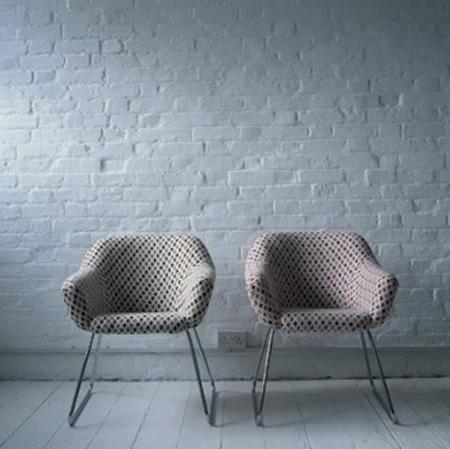 Para grandes cadeiras, pequenos padrões
