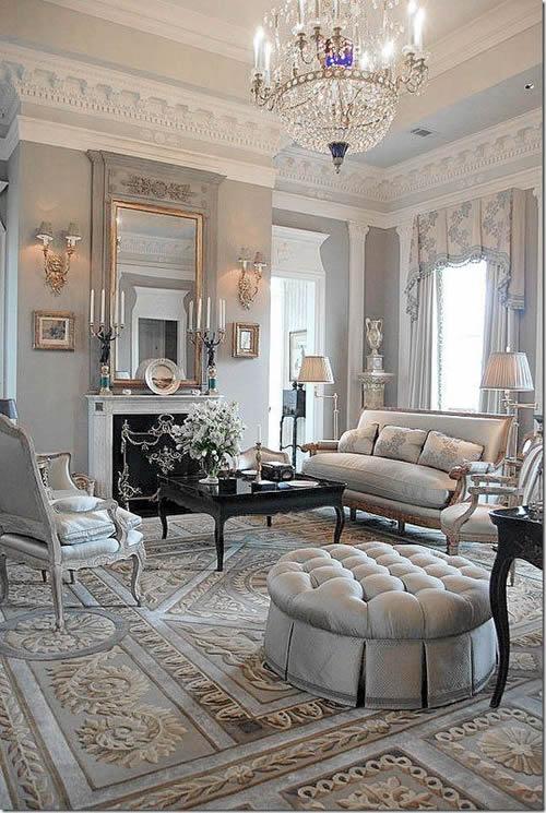 10 estilos de decora o irresist veis que dever usar em for Casa classica moderna