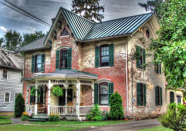 Como restaurar uma casa do s culo passado a nossa vida - Casas para restaurar ...