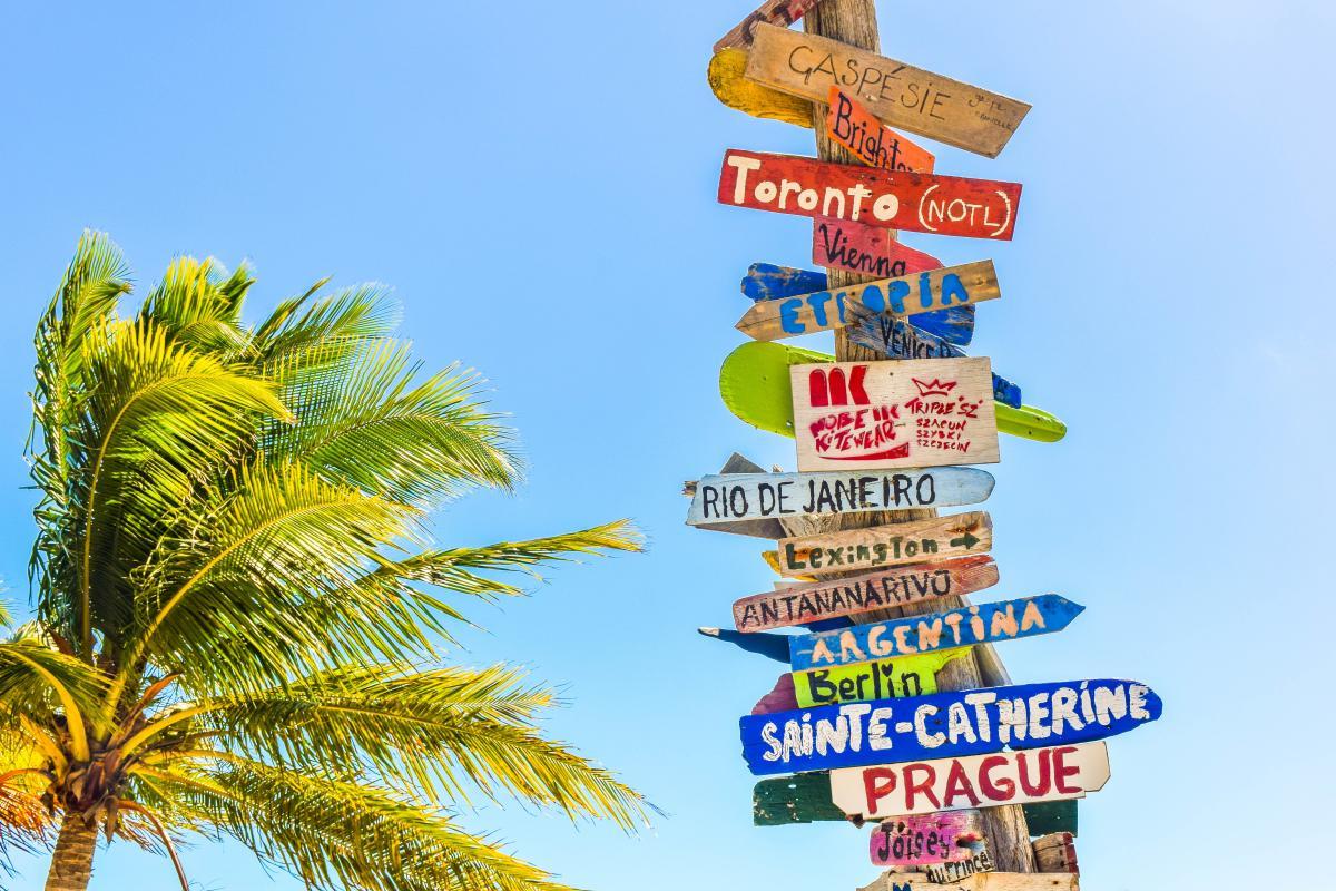 Top 30 locais para viajar de acordo com o New York Times ...