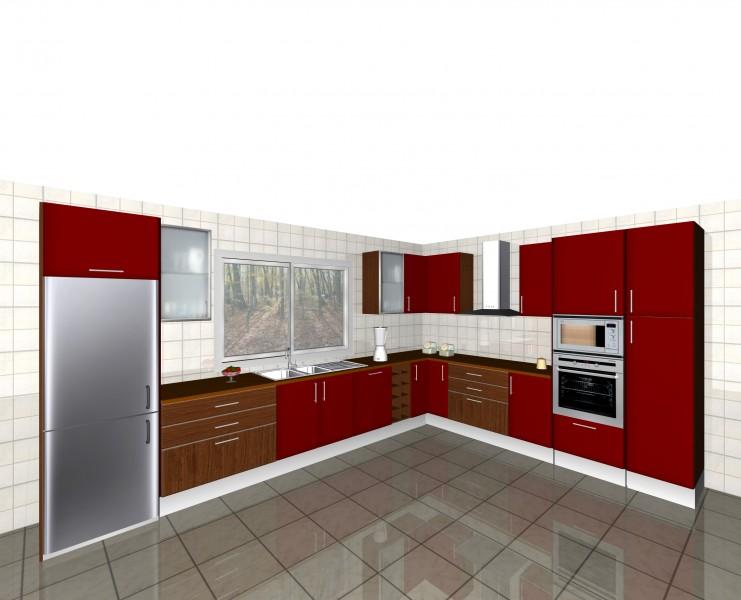 Pre o cozinhas a nossa vida - Planificador armarios ...