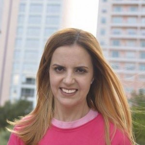 Retrato de Teresa Celestino