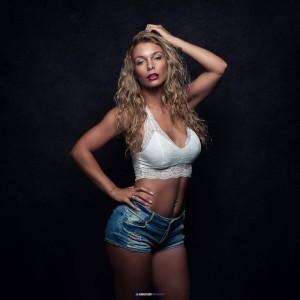 Retrato de Fabiana Matias
