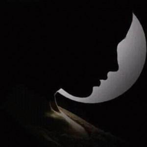 Retrato de Bailarina Da Lua