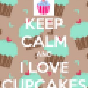 Retrato de Lovely Cupcake