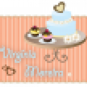 Retrato de Sucre sur le gâteau